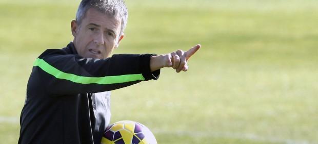 Lucas Alcaraz, nuevo técnico del Levante