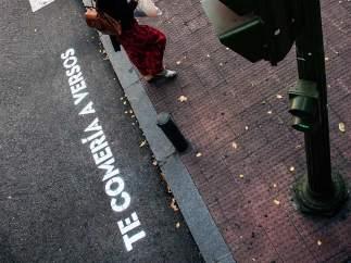 Amor en las calles de Madrid