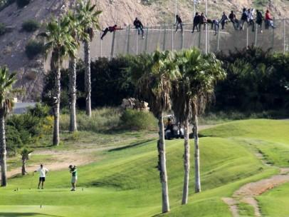 Golf ante el drama
