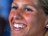 La nadadora australiana Chloe McCardel