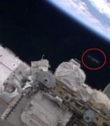 Objeto no identificado en un paseo espacial en la Estaci�n Espacial Internacional
