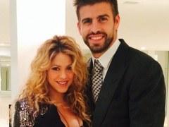Shakira y Gerard Piqu�