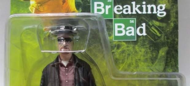Muñeco de Walter White, protagonista de Breaking Bad