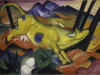'Die gelbe Kuh', 1911