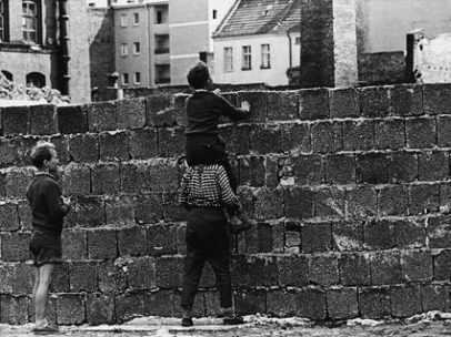 El Muro de Berlín, 23 de agosto de 1961
