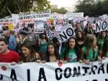 Huelga de Educación