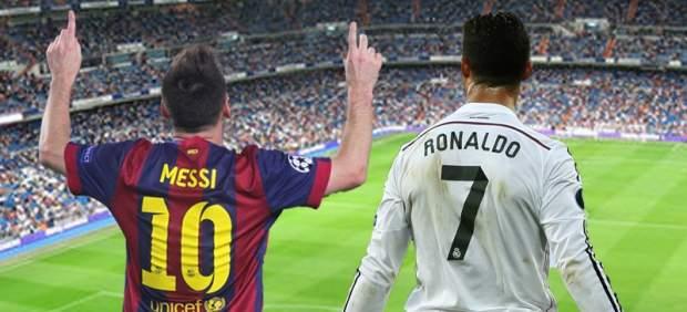 Un estudio tasa a Messi en 141 millones y a Cristiano en 101