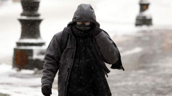 Frío invernal