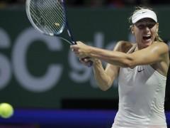 Maria Sharapova en Singapur
