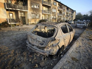 Explosi�n de gas en Ludwigshafen