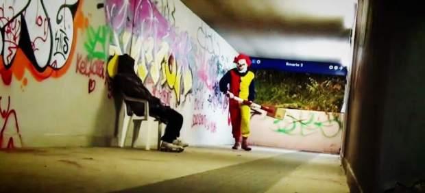 Un payaso diabólico, acuchillado en Berlín cuando trataba de asustar a un chico de 14 años