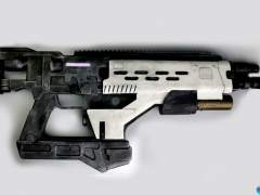 Fabrican con una impresora 3D un rifle de 'Destiny'