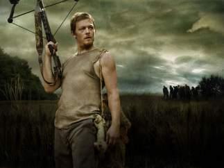 Daryl, de 'The Walking Dead'.