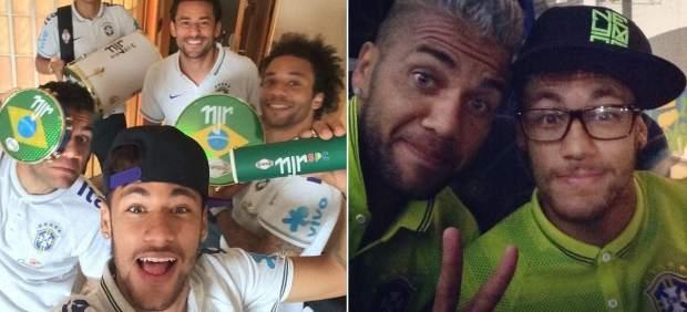 Dunga prohíbe pendientes, gorras, auriculares, chanclas y móviles en la selección brasileña