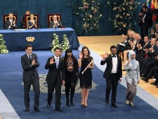 Premio Pr�ncipe de Asturias de Cooperaci�n Internaciona