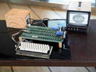 El ordenador Apple de (casi) un mill�n de d�lares