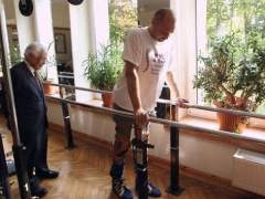 Paciente con paraplejia