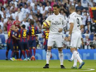 Clásico Real Madrid-Barcelona