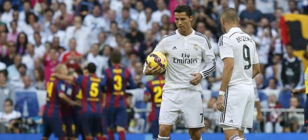 Clásico Real Madrid-Barcelona
