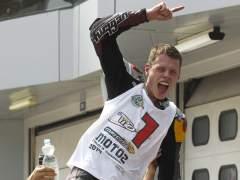Tito Rabat, campeón de Moto2
