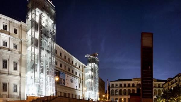 Museo Reina Sofia.El Museo Reina Sofia Vive Uno De Sus Mejores Anos Con Casi 3 100 000