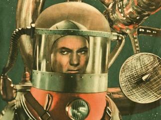 "Program, ""The Sky Calls,"" 1960, DEFA-Studio für Spielfilme; VEB Progress Film-Vertrieb; Leipzig"