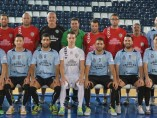 Jugadores del Tenerife Uruguay