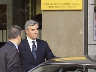 Ángel Acebes declara ante el juez
