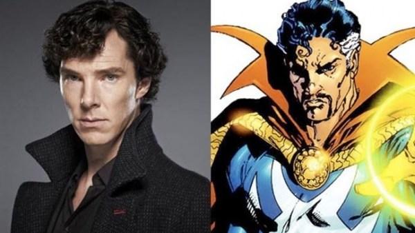 104177cf425 Marvel por fin se decide  el británico Benedict Cumberbatch será el Doctor  Extraño