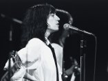 Patti Smith Performing on Saturday Night Live. 1976