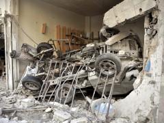 Al menos 42 muertos en una explosión cerca de la ciudad siria de Al Bab