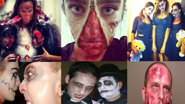 El Halloween de los lectores