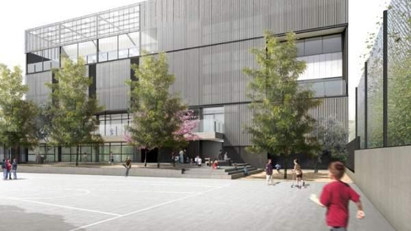 La futura escola