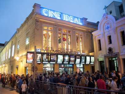 Colas por la Fiesta del Cine