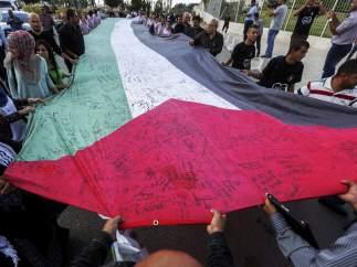Suecia reconoce a Palestina