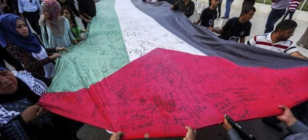 Suecia es el primer país de la UE en reconocer a Palestina como Estado independiente