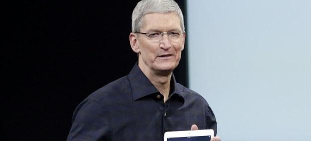 Tim Cook, máximo responsable de Apple, se declara gay
