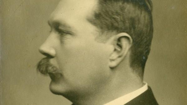 Portrait Sir Arthur Conan Doyle