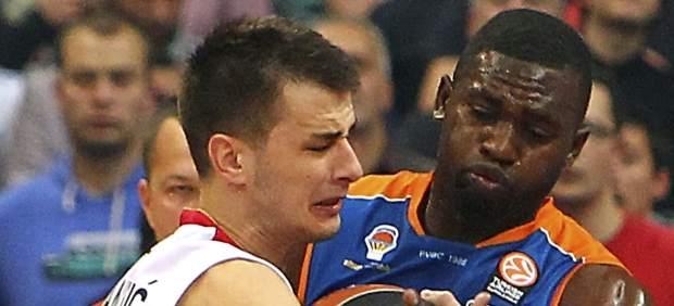 Estrella Roja - Valencia Basket