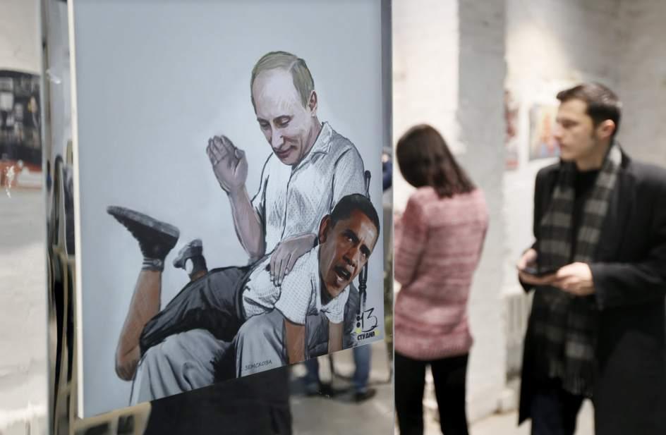 Arte en Moscú