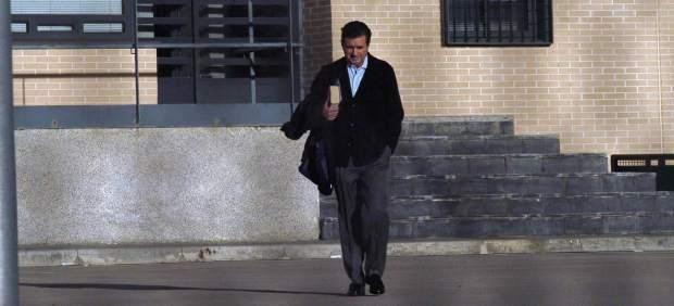 Jaume Matas sale de prisión.