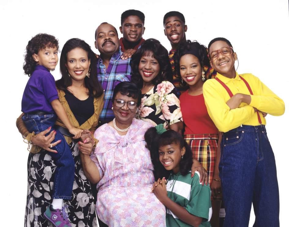 Cosas de casa (los 90). Casting de la serie, en los 90.