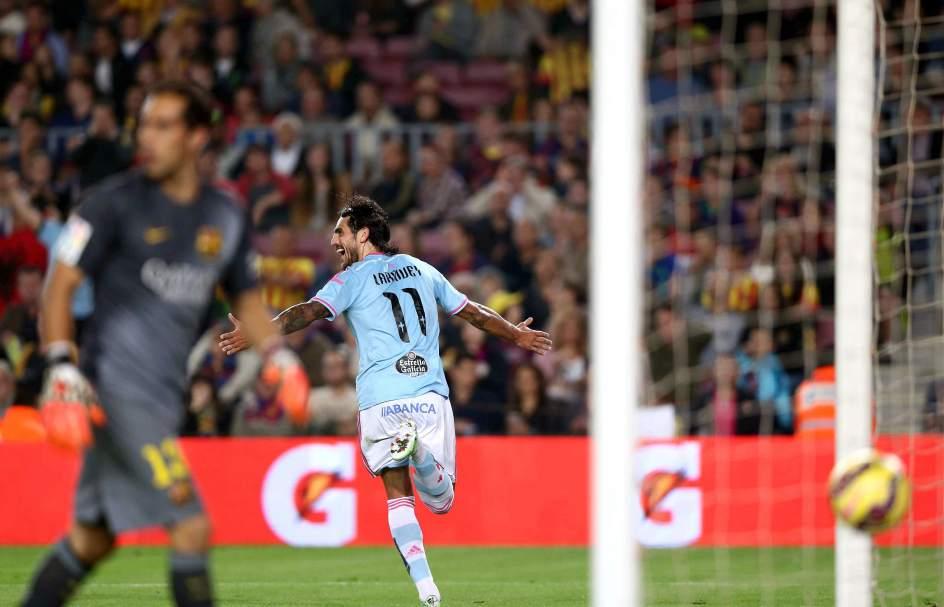El Barça vuelve a pinchar y cambio de líder