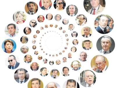 Espiral de corrupci�n