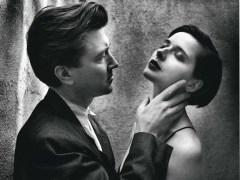 'David Lynch und Isabella Rossellini'. Los Angeles, 1983