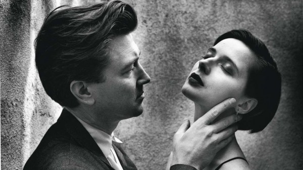 'David Lynch und Isabella Rossellini'. Los Angeles, 1983