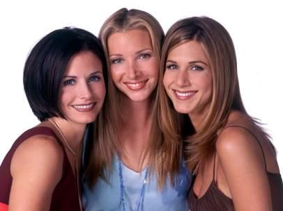 Las actrices de 'Friends'