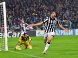 Gol de Llorente con la Juventus