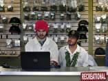 Tienda de marihuana en Colorado