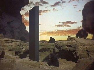 Monolito de 2001: Odisea en el espacio